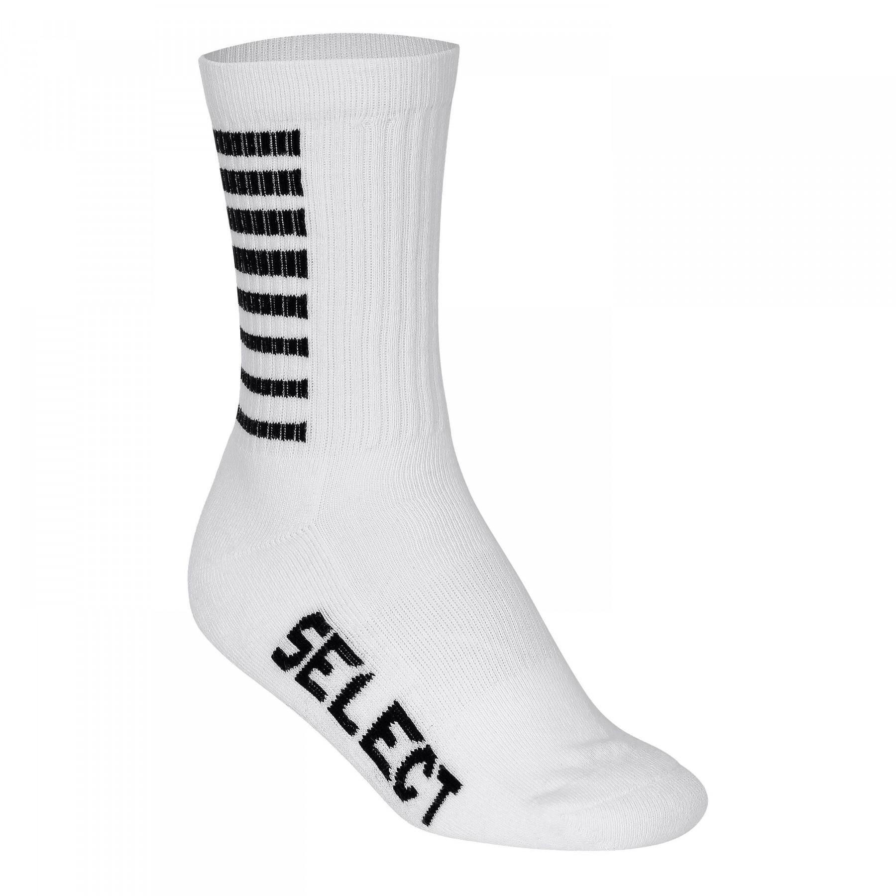 Selecteer Sport Gestreepte Sokken