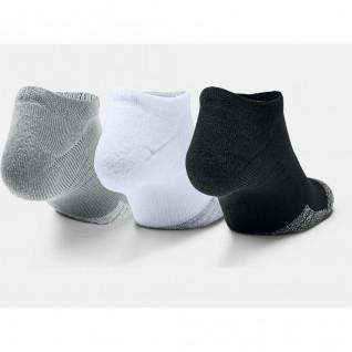 Pakket van 3 paar Under Armour HeatGear® No Show Sokken