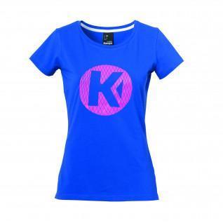 T-shirt vrouw Kempa K-Logo