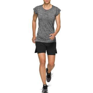 Dames shorts Asics Road 2-n-1 5.5in