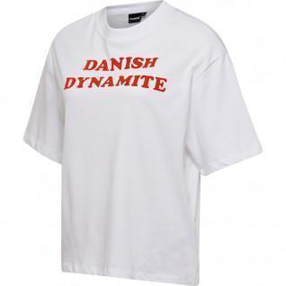 T-shirt vrouw Hummel ava