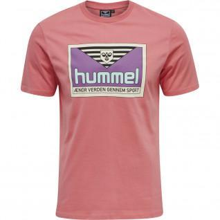 Hummel T-shirt met korte mouwen
