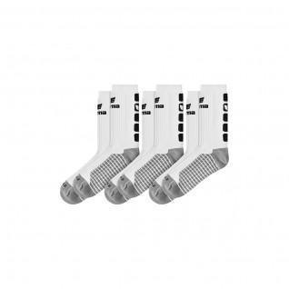 Set van 3 paar sokken Erima Classic 5-C