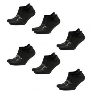 Pakket van 6 Balega Verborgen Comfort sokken