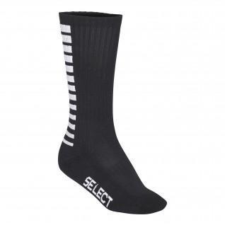 Selecteer Sport Gestreepte Hoge Sokken