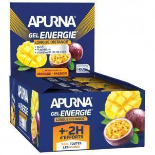 Set van 24 gels Apurna Energie Mangue Passion- 35g