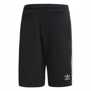 adidas 3-Stripes Shorts Zwart