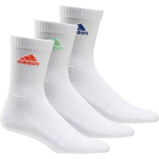Set van 3 paar sokken adidas Cushioned