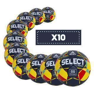 Set van 10 ballonnen Select Ultimate LNH Replica 2021/22