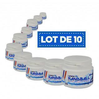 Set van 10 hoogwaardige witte harsen Sporti France - 100 ml