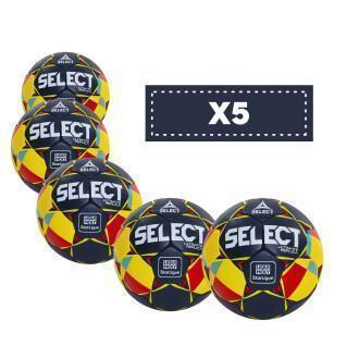 Set van 5 ballonnen Select Ultimate LNH Replica 2021/22