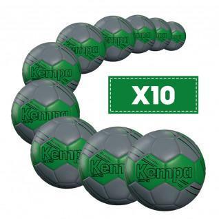 Set van 10 ballonnen Kempa Gecko