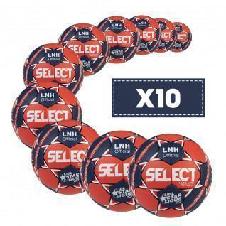 Set van 10 ballonnen Select Ultimate LNH Replica 2020/21