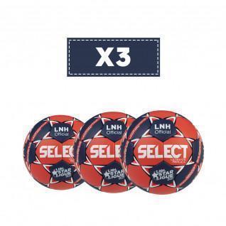 Set van 3 ballonnen Select Ultimate LNH Replica 2020/21