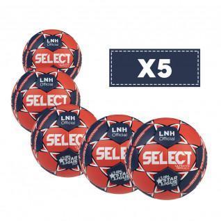Set van 5 ballonnen Select Ultimate LNH Replica 2020/21