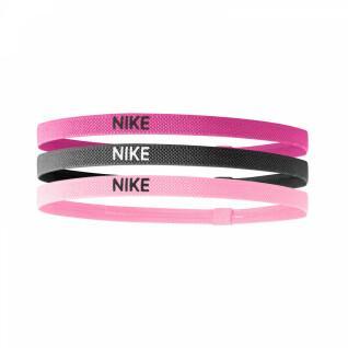 Set van 3 elastische hoofdbanden Nike