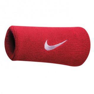 Nike swoosh dubbelbrede badstofmanchetten