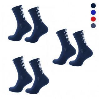 Set van 3 paar Kappa Eleno sokken