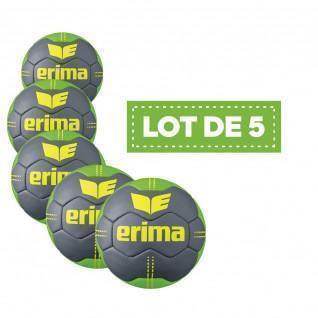Set van 5 ballonnen Erima Pure Grip N° 2 T2