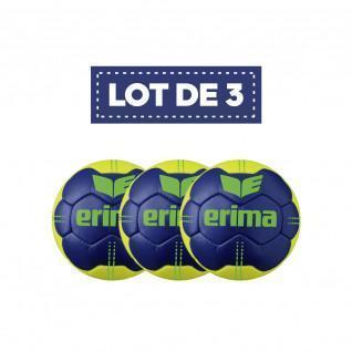 Set van 3 ballonnen Erima Pure Grip N° 4