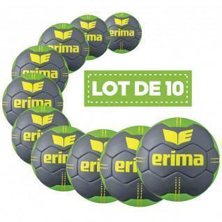 Set van 10 ballonnen Erima Pure Grip N° 2 T2