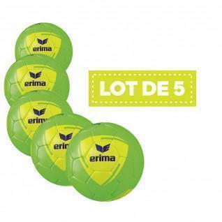 Set van 5 ballonnen Erima Future Grip Pro T2