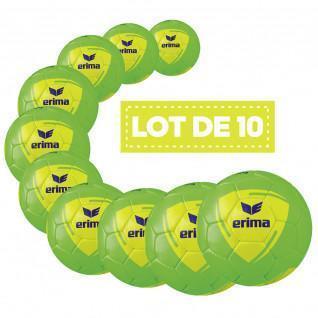 Set van 10 ballonnen Erima Future Grip Pro T2
