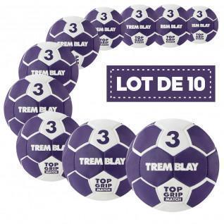 Batch van 10 Tremblay top raster 2de generatie ballonnen