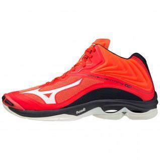Mizuno Wave Lightning Z6 Mid Shoes
